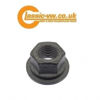 M12 x 1.5 Lock Nut With Slip Washer N90323704 Mk2 Golf, Jetta, Corrado